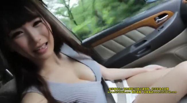 【三原ほのか】「ち○ち○触っていいですか?♡」Gカップ巨乳美少女が車の中でフェラしてくれる!こんなかわいい女の子に咥えてもらえたら一瞬で昇天するわw